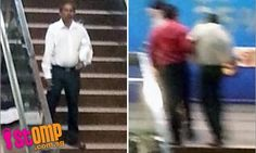 Man escorted off by staff after smoking in City Hall MRT station