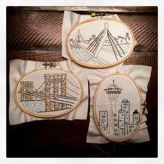 "@elsagarrison on Instagram: ""Embroidery Fun. @studiomme #studiomme"""