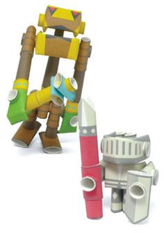 PIPEROID CATALOG : PIPEROID - Paper pipe robots
