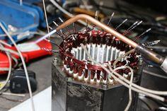 #Repairing an #Electric #Motor