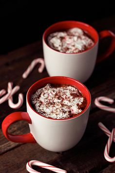 Dairy-free Peppermint Mocha or Hot Cocoa (Gluten-free with Vegan Option)