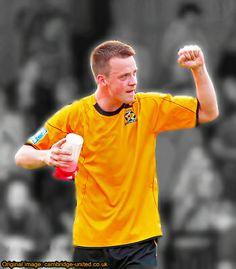 Cambridge United Football Club footballer Josh Coulson Man Of The Match, The Man, Cambridge United Fc, The Unit, Football, Club, Mens Tops, T Shirt, Inspiration