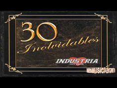 ▶ Mix Industria Del Amor - Baladas Romanticas (Album 30 Inolvidables) - YouTube