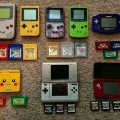 This is simply amazing. Nintendo has had such amazing systems over the years!!! Plus.... ALL THE POKEMONS!!!!