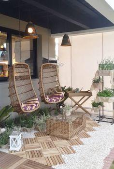 Jardim para lazer: Jardins Tropical por Ésse Arquitetura e Interiores