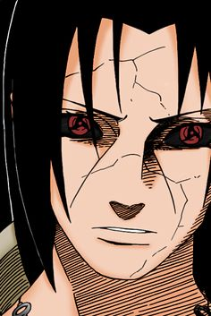 "Uchiha Itachi -  ""The weakness of this technique is me"""