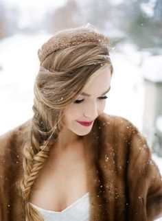 FESTIVAL BRIDES || The Braided Bride: 26 Plait and Braid Wedding Hair Styles We Love