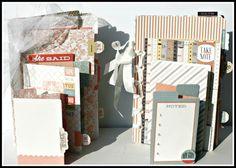 He Said She Said- FILE FOLDER retailer kit books FULL VIEW