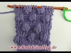 Tunisian Crochet Stitches, Knitting Stitches, Knooking Tutorial, Crochet Hooks, Knit Crochet, Stitch Patterns, Crochet Patterns, Mode Crochet, Crochet Videos