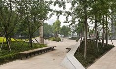 Located in Chengdu, a central city of Midwest China, Fantasia Mixed-Use Landscape project drew its inspiration from the relaxed outdoor lifestyle of Chengdu local culture. Designed by Public Landsc...