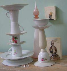 Tableware Tower
