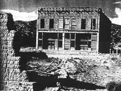 new mexico ghost towns - White Oaks