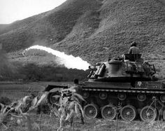 M67 Flamethrower Tank Vetnam - M48 Patton - Wikipedia, the free encyclopedia