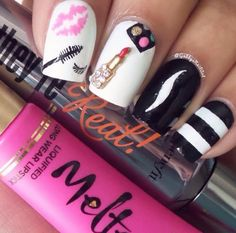 #nailart #cute #fun