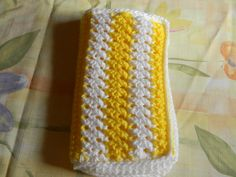 Eight Hook Crochet Holder