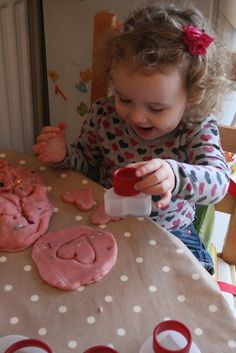 sparkely play dough