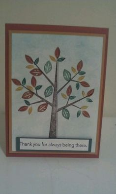 Season of friendship stampin up
