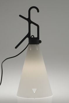MAY DAY table lamp. Flos