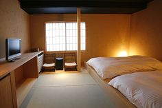 Japanese modern room 和モダン by ままね湯 ますとみ旅館(Japanese style hotel)