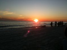 The Gulf... always...
