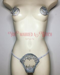"""Youmarriedawitch on Instagram: """"✨Jelly lingerie-nipple pasties and removable g-string✨ • • • #lingerie #handmade #madeinspain #jelly #transparent #clear #burlesque…"""" Pretty Lingerie, Black Lingerie, Egypt Fashion, Vintage Burlesque, Dita Von Teese, Hot Dress, Costumes, Costume Ideas, Festival Fashion"""