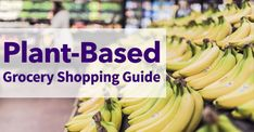 Plant-Based Grocery Shopping Guide By Center for Nutrition Studies