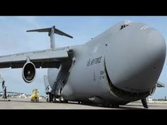 World 6 Largest Aircrafts Ever