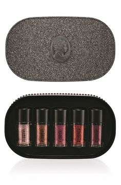MAC Objects of Affection Pink and Rose Pigments and Glitter Set are now available at #MACCosmetics on Front Street, Hamilton.