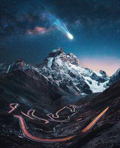 5,658 отметок «Нравится», 42 комментариев — @nightphotography в Instagram: «Congratulations @furstset --- YOU OWN THE NIGHT --- Location: ✨ --- Selected By: @joselivinup…»