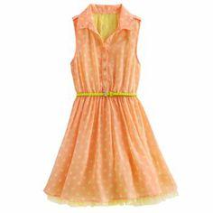 Mudd Chambray Shirt Dress - Girls 7-16, Kohl's. Would be so cute ...