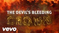 Volbeat - The Devil's Bleeding Crown (Lyric Video) \m/  Lyrics: Falling from the sky, they're cast out from the heaven's light Drenching the soil with blood, baptized in the fire hole  The Devil's spawn no longer breathes Descending angels and fallen kings Raise your hands, what do you hold? The Devil's bleeding crown!  Call upon it's Father, bless the goat, the womanizer Take him to Astaroth, Inanna's temple of Uruk  The Devil's spawn no longer breathes...