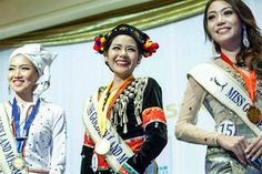 Miss Golden Land Myanmar 2015 Media Choice Winners