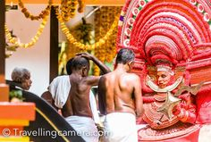 Being Gods - Theyyam    Kerala Diaries