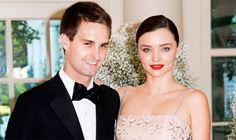 Miranda Kerr chia sẻ về đám cưới diệu kỳ với tỷ phú trẻ