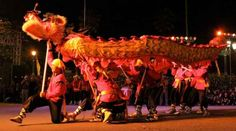 Cap Go Meh celebration of 2016