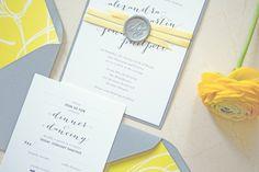 Toronto Stationery Designers Share 2016 Wedding Invitations