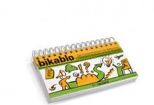 The best-selling original bikablo® became the first must-have visual reference tool for every graphic facilitator! German/English