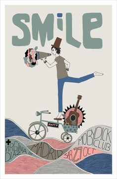 poster for Smile by pintameldia