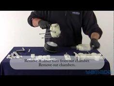 YAMADA® NDP-15 Repair Video