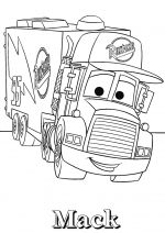 Cars tirul Mack