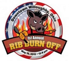 Downtown Willoughby Rib Cook Off to Kick Start Summer Rib Cook Off, Stuff To Do, Things To Do, Visitors Bureau, Bbq Ribs, Restaurant Bar, Burns, Lab, Kicks