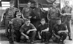 Seabees, part of H Company, MCB-7 in Phu Bai, SVN