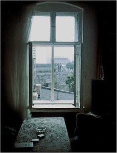 FENSTER IN OST - BERLIN (1976)  by m.joedicke, via Flickr