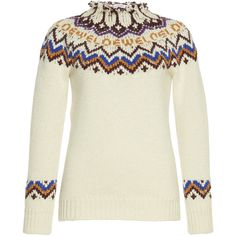Loewe Letter Sweater (24 005 UAH) ❤ liked on Polyvore featuring tops, sweaters, white, mock neck sweater, white knit sweater, white knit top, mock neck top and loewe