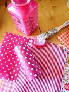 como fazer coelhinho rolinho papel pascoa reciclagem (2)