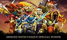 Legendary Heroes Download em Portugues para Android - http://www.baixakis.com.br/legendary-heroes-download-em-portugues-para-android/?Legendary Heroes Download em Portugues para Android -         Em Legendary Heroes, você comanda um grupo de personagens com superpoderes que, basicamente, precisam defender a própria torre e destruir as do inimigo. Os heróis são muito bem desenhados e há uma série deles para escolher no início da partida claro, alguns só são liber