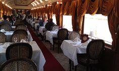 Napa Wine Train, Napa CA