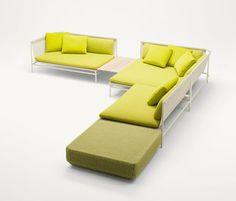 Indoor Composition Sofa