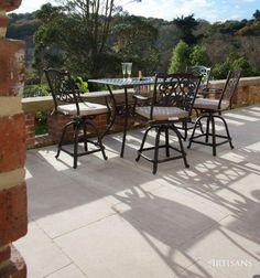 Wychwood Limestone Tumbled & Etched Finish from Artisans of Devizes. www.artisansofdevizes.com