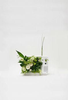 The Vase by auccie , via Behance